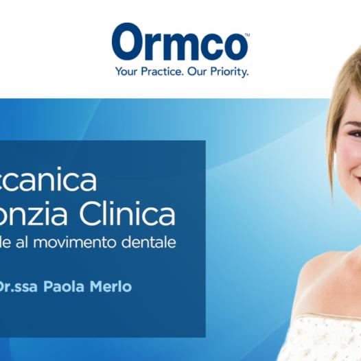 La Biomeccanica nell'Ortodonzia Clinica Dr Giorgio Fiorelli Dott.ssa Paola Merlo